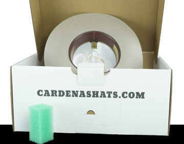 Cardenas Hats Shipping Box -- Great for storing your hat an important part of  sc 1 st  Cardenas Hats & Blog :: Cowboy Hat Cleaning u0026 Care - Cardenas Hats News